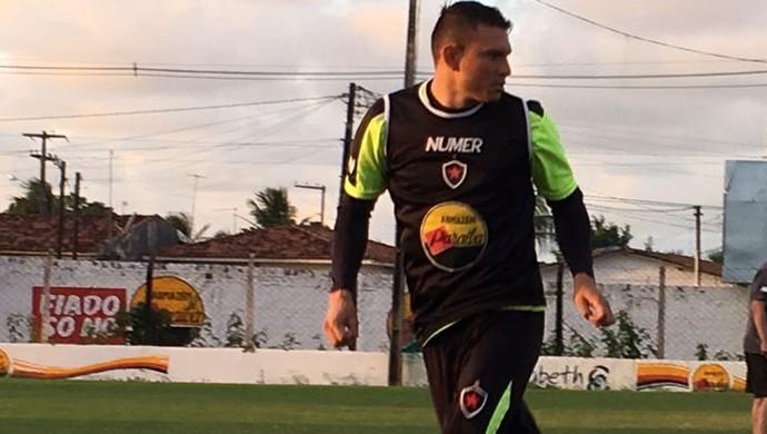 Rafael Oliveira, Botafogo-PB (Foto: Divulgação / Botafogo-PB)