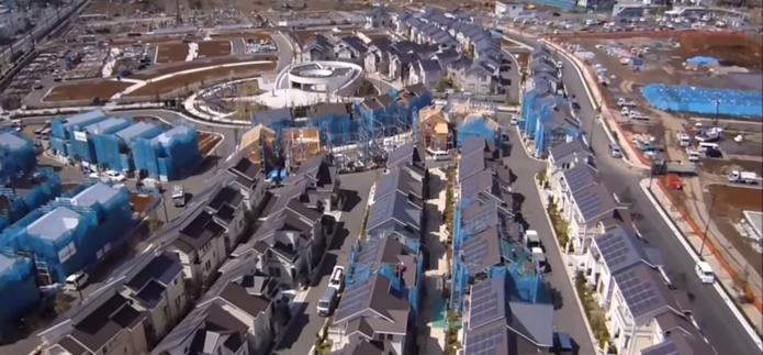Fujisawa é cidade japonesa que usa tecnologia para poluir menos (Foto: Divulgação)
