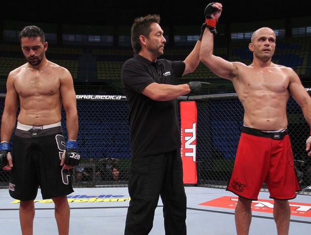 TUF - Juliano Ninja x Henrique Sucuri (Foto: Divulgação/ UFC)