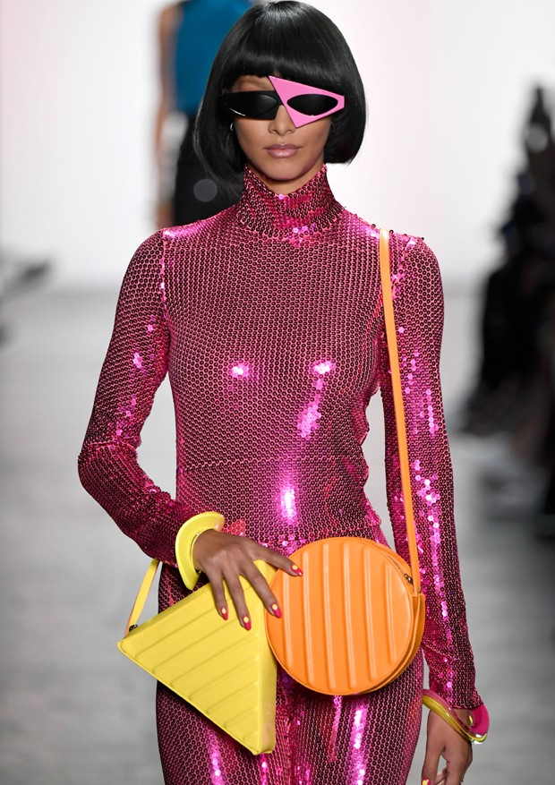 Desfile de Jeremy Scott (Foto: Getty Images)