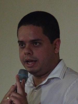 Bruno Euclides, presidente do ASA (Foto: Denison Roma/GloboEsporte.com)