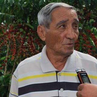 Dário martinelli morreu aos 82 anos (Foto: Vinícius Faria Mattos/Prefeitura de São Gabriel)