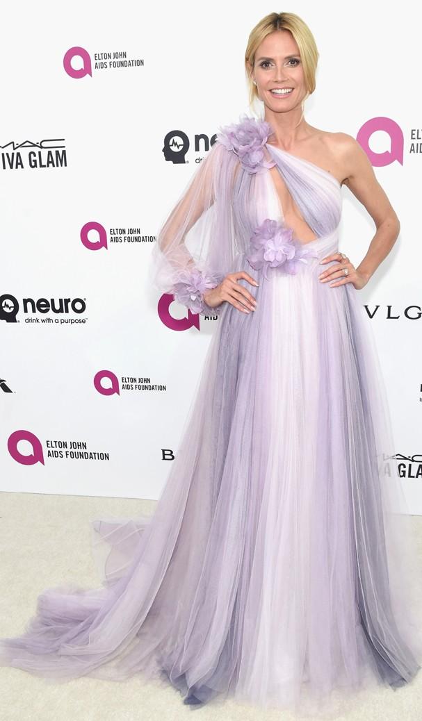 Heidi Klum no Oscar 2016 (Foto: Getty Images)