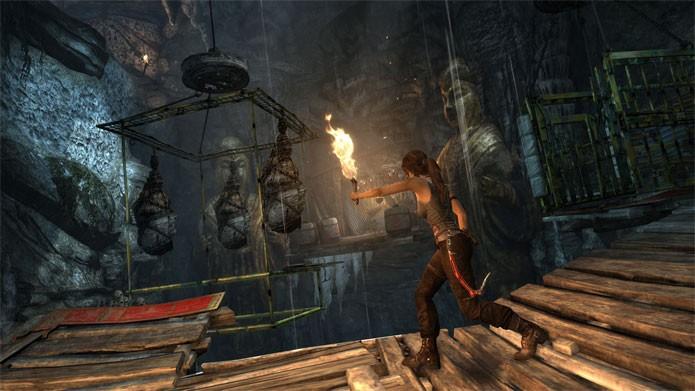 Tomb Raider segue grátis para a PS Plus (Foto: Divulgação)