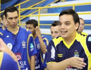 São José Futsal Ivan Gomes da Silva (Foto: Divulgação)
