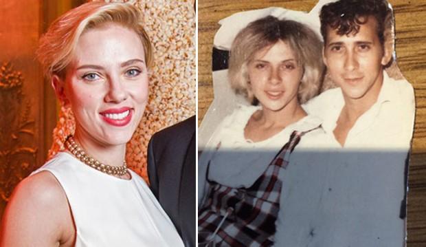 Scarlett Johansson e Geraldine (Foto: Getty Images/Reprodução)