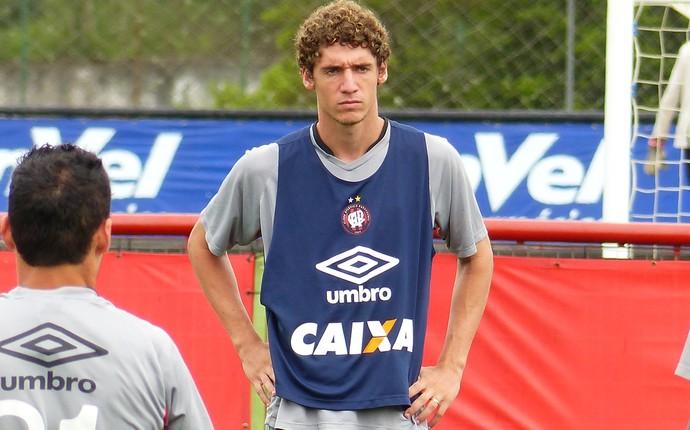 Rômulo, Atlético-PR (Foto: Monique Silva)