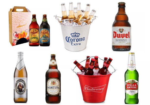 Cervejas como opção para presente (Foto: Divulgação)