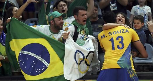 """""""muito pela frente"""" (REUTERS/Ricardo Moraes)"""