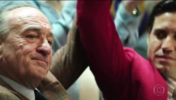 Filme mostra relação do pugilista Roberto Durán com seu técnico, interpretado por De Niro
