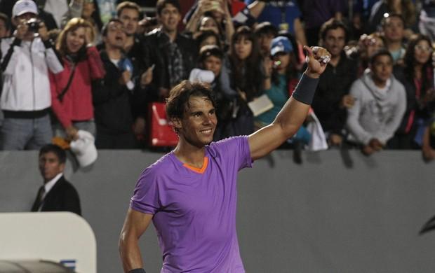 Rafael Nadal ATP de Viña del Mar (Foto: AP)