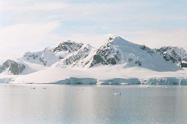 Antártica é o continente mais frio do Planeta (Arquivo TG) (Foto: Arquivo TG)
