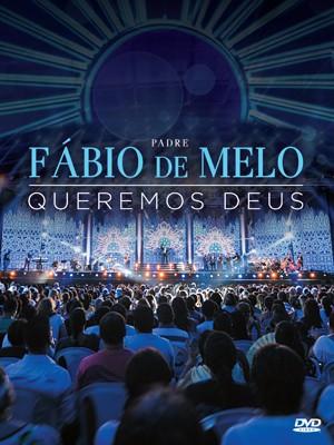 Capa do DVD 'Queremos Deus', do Padre Fábio de Melo (Foto: Divulgação)