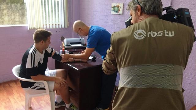 Repórteres terão acompanhamento profissional durante três meses (Foto: RBS TV/Divulgação)