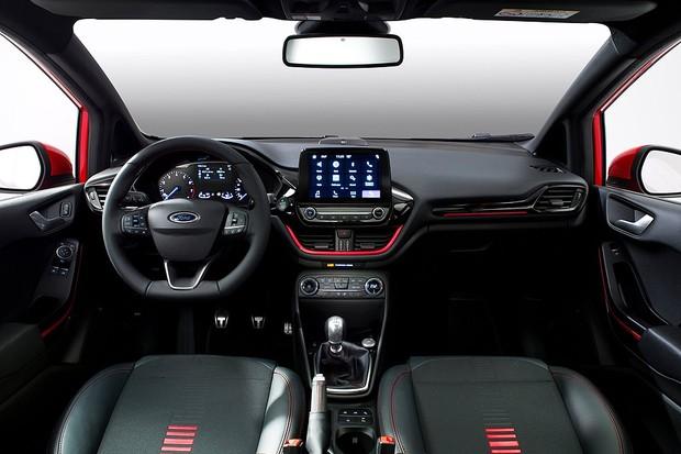Novo Ford Fiesta (Foto: Divulgação)