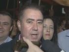 Reeleito, Jonas se emociona e diz que governará para 100% dos eleitores
