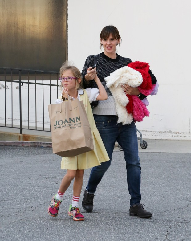 Jennifer Garner X17 (Foto: X17/Agência)