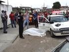 Suspeito de matar seguranças é detido em São Vicente, SP