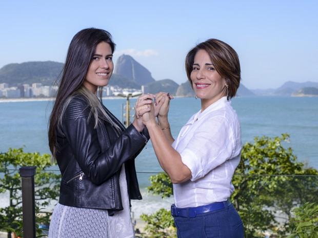 Gloria Pires (Foto: Fabio Cordeiro/Ed. Globo)