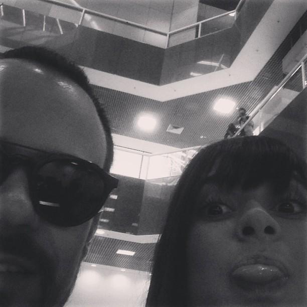 Thaila Ayala e Paulinho Vilhena (Foto: Instagram / Reprodução)