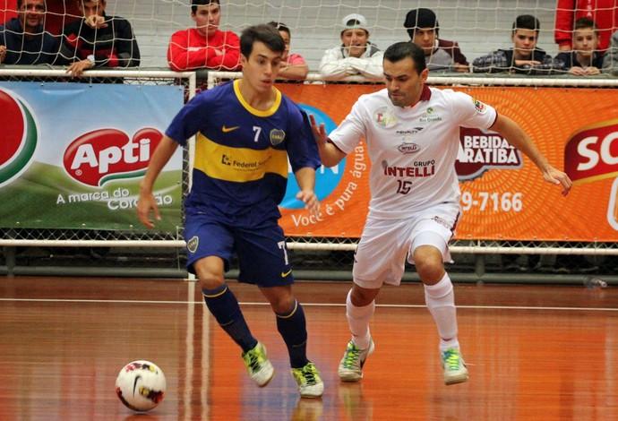 Boca Juniors Orlândia Libertadores do Futsal (Foto: Divulgação/Atlântico)