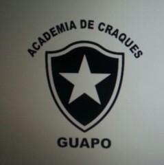Escudo Guapo - Amador de Prudente (Foto: Divulgação)