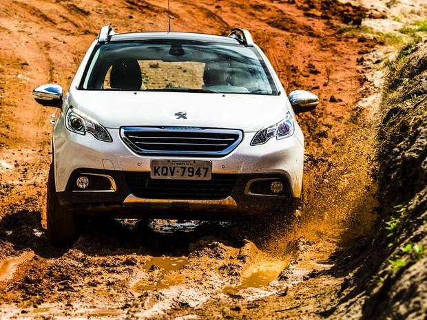 Peugeot 2008 Griffe (Foto: Divulgação)
