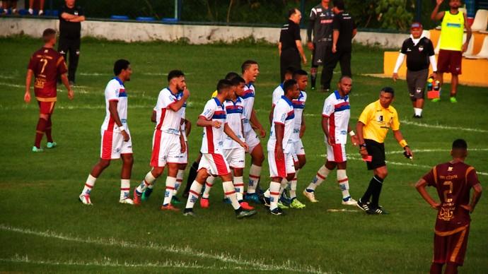 Piauí x River-PI, Campeonato Piauiense (Foto: TV Clube)