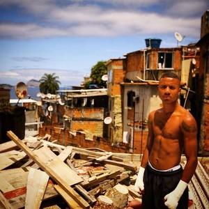 Patrick Lourenço- boxe (Foto: Heros Cegatta)