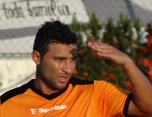 Léo Paraiba, meia do ASA (Foto: Leonardo Freire/GloboEsporte.com)