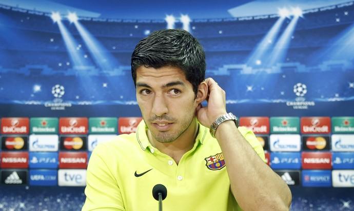 Luis Suárez Barcelona  (Foto: EFE/Andreu Dalmau)