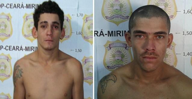 Marcílio da Silva Raimundo e Rafael Borges da Silva (Foto: Divulgação/Coape)