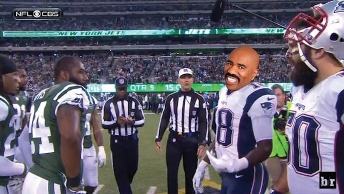 NFL Patriots Jets Meme  (Foto: Reprodução Twitter)