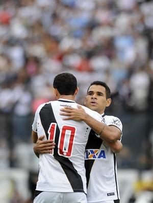 Éderson Vasco Atlético-GO (Foto: Dhavid Normando / Futura Press)