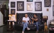 Mário conhece 'Bar do Mineiro' no Rio de Janeiro