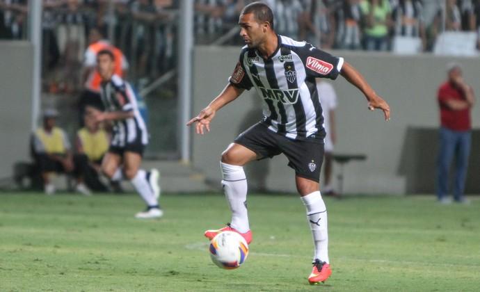 Pierre, meio-campo do Atlético-MG (Foto: Bruno Cantini/CAM)