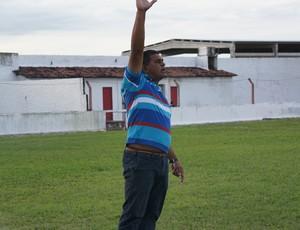 Romildo Freire, treinador do Miramar de Cabedelo (Foto: João Neto)