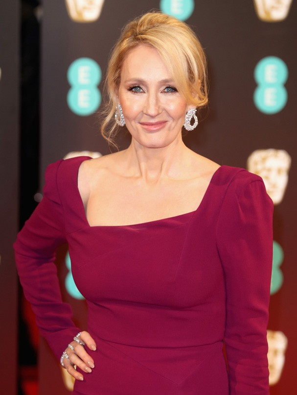 J.K Rowling (Foto: Getty Images)