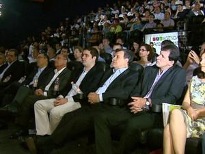 Agenda Araraquara discute os problemas na área da saúde nesta sexta (Foto: Reprodução/ EPTV)