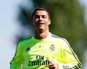 Cristiano Ronaldo treina com grupo e dá passo importante para jogar semi