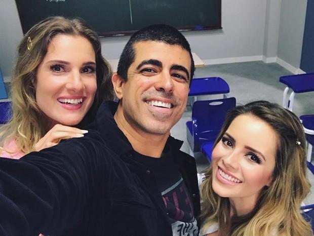 Sandy participa da quarta temporada de Tá no Ar. (Foto: Reprodução/Instagram)