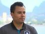 """""""Botafogo joga de diversas maneiras"""", diz Jair Ventura, contra sistema fixo"""