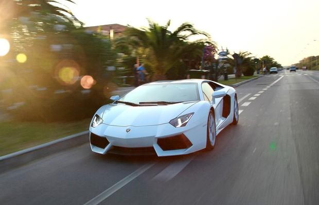 Lamborghini Aventador LP700-4 (Foto: Divulgação)