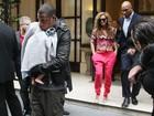 'Ela não tem que ser dura', diz Jay-Z sobre a filha de oito meses
