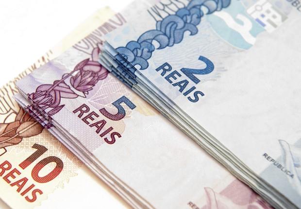 dinheiro, real, moeda, inflação, crédito, juros, impostos (Foto: Thinkstock)