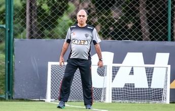 Marcelo Oliveira herda bom legado  de Aguirre para duelo com o Grêmio
