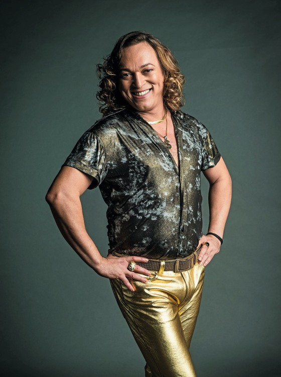 o ator Fábio Lago (Foto:  )