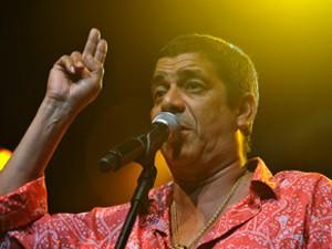 Zeca Pagodinho animará a festa em Copacabana (Foto: Flávio Moraes/G1)