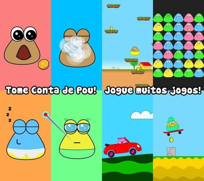 Bastouo game ficar gratuito para Pou ficar na primeira posição da App Store Brasil (Foto: Divulgação / Paul Salameh)