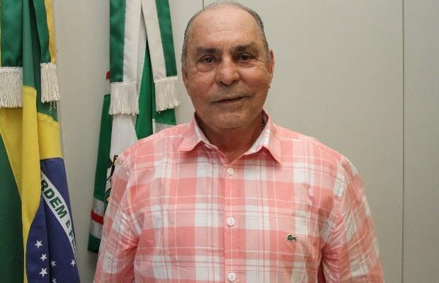 Sebastião Peixoto é o novo presidente do Imas, em Goiás (Foto: Edilson Pelikano/Secom Prefeitura de Goiânia)